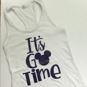 Disney inspired small shop tank